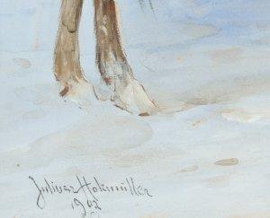 HOLZMÜLLER Juliusz
