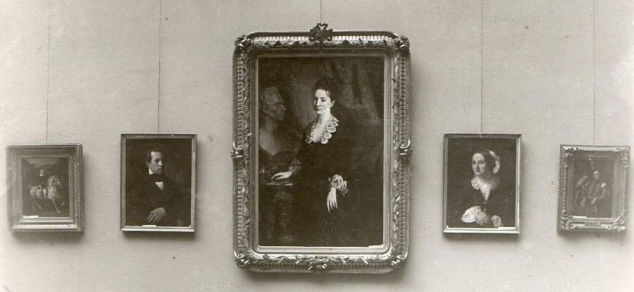 Wystawa obrazów Jana Matejki w TPSP Kraków